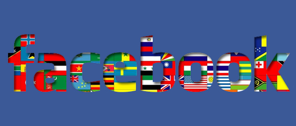 Multilingual Facebook Page