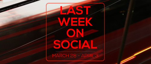 Last Week on Social - April 3_Red